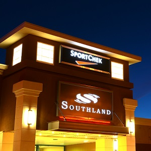 Southland Mall in Regina is one of 44 former OneREIT properties purchased by Strathallen.