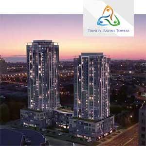 Trinity Ravine Towers