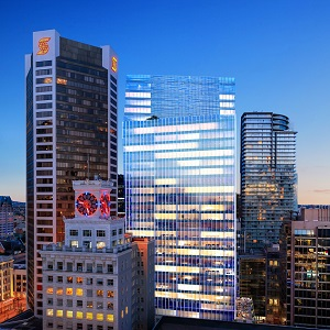 GWL Realty Advisors and HOOPP have broken ground on the Vancouver City Centre II tower.