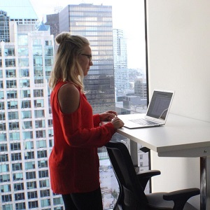 IQ Office Suites is opening its first Vancouver coworking space at the Royal Centre this week. The company already has multiple locations in Toronto.