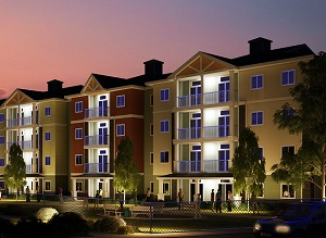 Pine Creek Manor in Edmonton is a joint venture between RMS Group and the Capital Region Housing Corp.