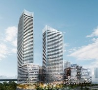 Lakeside Residences will soon be under construction by Greenland Group (Canada) along Lake Short Blvd., in Toronto.