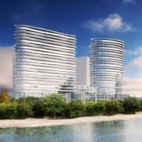 Greybrook Realty Partners and Toronto-based Marlin Spring have partnered on the Waterfront II development, which is proposed to have more than 540 residential units and 11,500 square feet of commercial space.