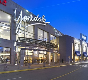 Yorkdale Shopping Centre in Toronto, owned by Oxford Properties Group.