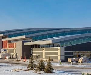 The Calgary New Horizon Mall.