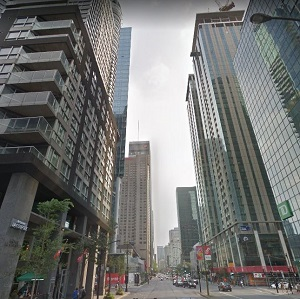 NKF Devencore says there are lots of small to medium-sized office spaces available in Montreal, but very few large-scale blocks. That makes the downtown ripe for a new office tower.