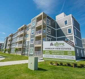 Centurion Apartment REIT made just one purchase in 2017, a 60 per cent interest in Harbour View Estates in Regina, Sask.