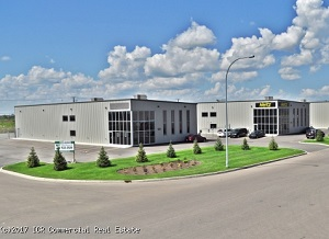 Saskatoon's industrial vacancy rate declined in 2017, according to ICR data.