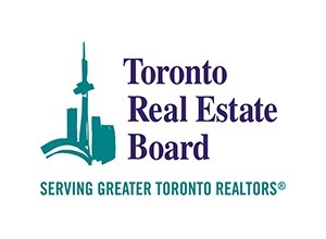 Toronto Real Estate Board logo.