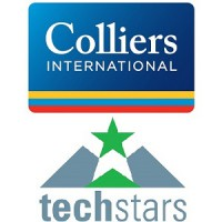 Colliers and Techstars are partnering to identify and develop potential disruptors in the commercial real estate sector.