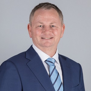 Neil Cunningham is the new president and CEO, of PSP Investments (CNW Group/PSP Investments)