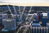 The Longueuil Centre-Ville development is a planned $3 billion injection into the Montreal-area city's downtown.