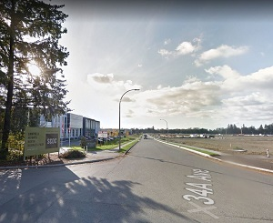 Image: The Campbell Heights North Business Park in Surrey, B.C. will be home to a new Walmart distribution Centre.