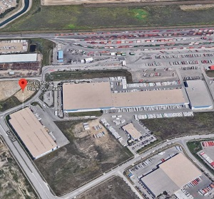 CT REIT was able to take advantage of its relationship with Canadian Tire to compile this full block of industrial land adjacent to the CP Rail terminal in Calgary.