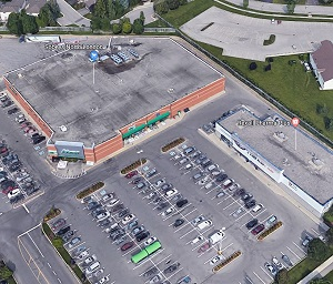 The Stoneybrook Plaza is part of First Capital's London, Ont., portfolio. The 55,314 square foot site is anchored by Sobey's, Rexall and a bank.