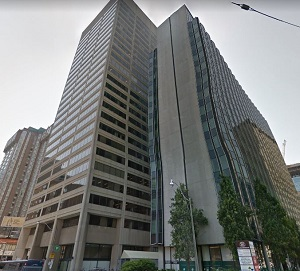 The Dundas-Edward Centre in Toronto. (Google Street View image)