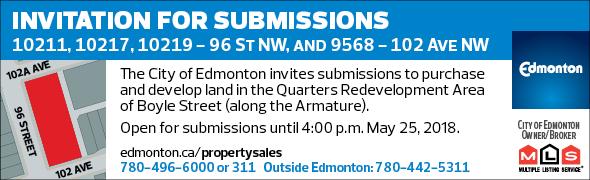 City of Edmonton Armature Listing
