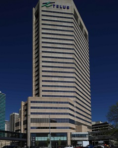 U.S. investors Hines and Oaktree Capital Management has acquired the First Tower in Calgary.