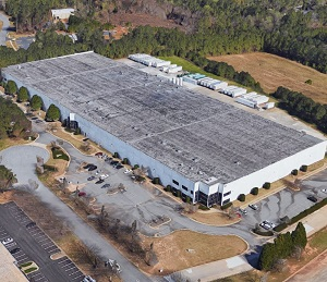 This industrial property in Tucker, GA., was recently acquired by GSK Properties.