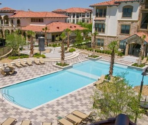 La Villita, a luxury apartment community between Dallas and Fort Worth, Texas, is part of the Pure Multi-Family REIT portfolio.