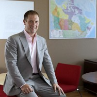 Eric Watson is the president of Calgary-based MasterBUILT Hotels, which is expanding the Microtel brand across Canada at a rapid pace.