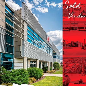 Investors Group as sold its Montreal-based industrial portfolio to Fiera Properties. JLL was the broker on the transaction.