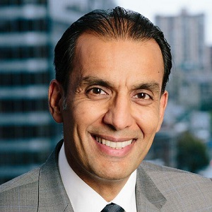 Samir Manji is the CEO of Vancouver-based Sandpiper Group.