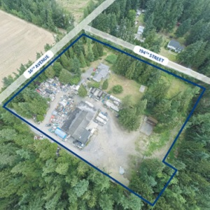 19370 36 Avenue in Surrey, B.C., has been sold to developer Cedar Coast. It's slated to become the latest expansion of the adjacent Campbell Heights Business Park.