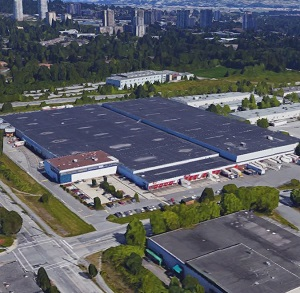 3100 Production Way in Vancouver, which has been leased to Daiya Foods in the regiona's largest deal so far in 2018.