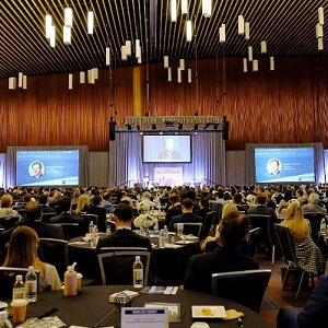 The 2018 Vancouver Real Estate Forum.