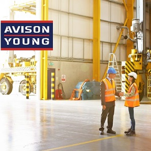 Image: Avison Young's Q1 2018 industrial report contains a continuing optimistic outlook for the sector.