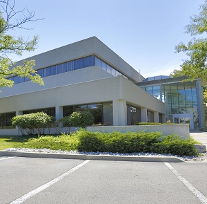 A two-building office complex at 6860 Century Road in Mississauga has been sold by Crown Realty Partners to Frastell Associates.