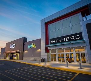 Image of the Burlington Mall in Burlington, Ont.