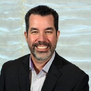 An image of Richard McElroy, who heads up Calabrio's growing Vancouver operations.