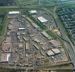 Image of Cameron Developments' 3.2 million square foot South Edmonton Common.