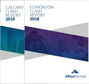 Image: Altus Group reports show very different pictures in the two major Alberta markets, Calgary and Edmonton.
