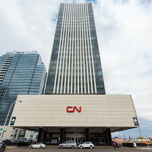 Image: The Edmonton CN Tower is the city's oldest skyscraper -- and a success story once again.