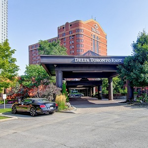 Image: The Delta Toronto East Hotel property has been sold to Sunray Group.