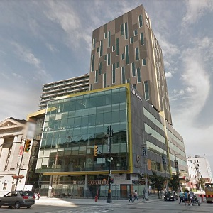 Artis REIT is selling its share of Centrepoint in Winnipeg, one of four buildings the trust is selling.
