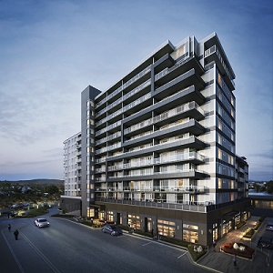IMAGE: Brio will be built by Boardwalk REIT and RioCan REIT at Calgary's Brentwood Village Shopping Centre.