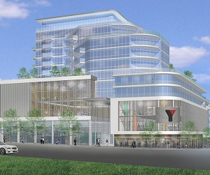 IMAGE: The Pavilion at South Park in Halifax, being developed by Southwest Properties.