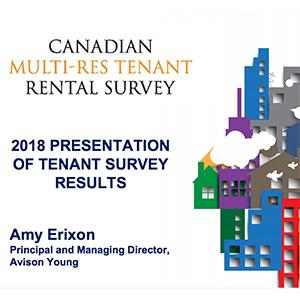 Canadian Multi-Res Tenant Rental Survey