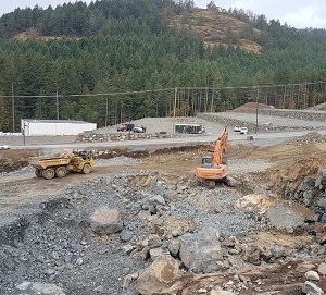 IMAGE: The Glenshire Business Park in Langford, B.C. (Image courtesy Keycorp.)
