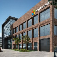 IMAGE: 6795 Marconi in Montreal's Mile-Ex district will be the new home of Microsoft Research Montreal. (Courtesy Architex Group / Canderel)