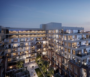 IMAGE: Graywood and Alterra are developing Wonder Condos in Toronto. (Image courtesy Graywood)