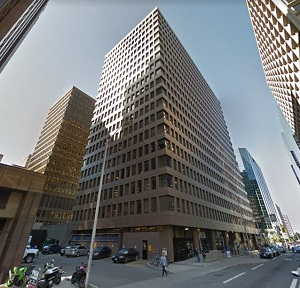 IMAGE: The Jean Edmonds Towers in Ottawa. (Google Street View image)