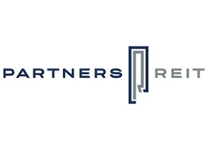 IMAGE: The Partners REIT logo.
