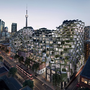 IMAGE: Allied and Westbank are about to take the KING Toronto condos and mixed-use development to market. (Image courtesy Westbank)
