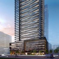IMAGE: Line 5 Condos in Toronto is a joint venture between Reserve Properties and Westdale Properties. (Image courtesy Reserve)
