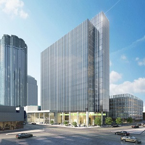 IMAGE: AIMCo will move its Edmonton headquarters into HSBC Place. (Image courtesy AIMCo)